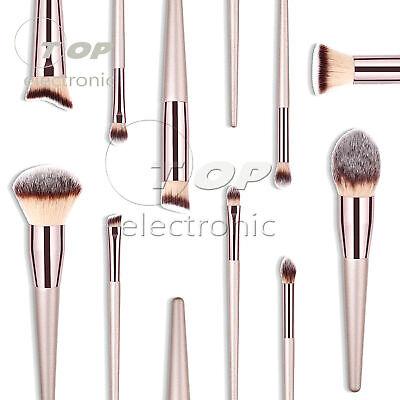 Pro Face Foundation Eyebrow Eyeshadow Brush Makeup Brush Set Tools Cosmetic 4