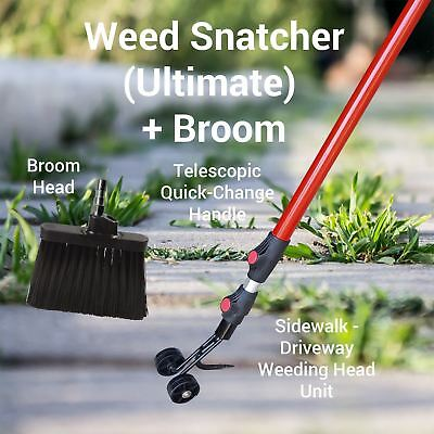 THE WEED SNATCHER, Crack and Crevice Weeding Tool 5
