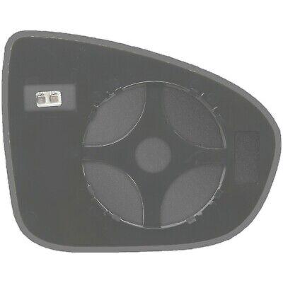 Spiegelglas für Opel Astra 2009-2015 rechts mit Platte asphärisch beheizbar