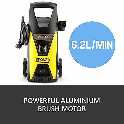 2100W High Pressure Washer Cleaner 3100PSI Water Blaster Electric Pump Hose Pump