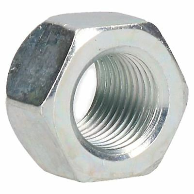 """1/2"""" UNF Conical Wheel Nuts Nut Pack of 4 for Trailer Caravan Suspension Hubs 2"""