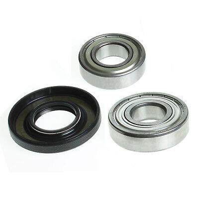ARISTON Genuine Washing Machine Drum Bearing Kit 6205Z /& 6206-2RS C00254590 30mm