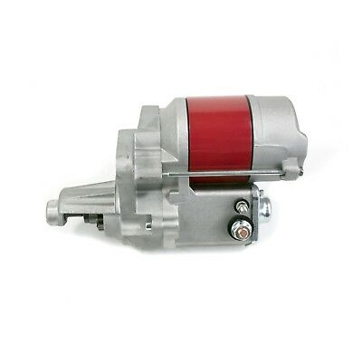 RED Mopar Dodge Chrysler V8 1.9 HP Mini Starter SB / BB / HEMI Denso Style HD 2