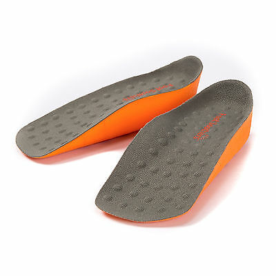 FootSoothers® In-Sock Arch Support Inserts ORG Height Increase Heel Lift Insoles 3