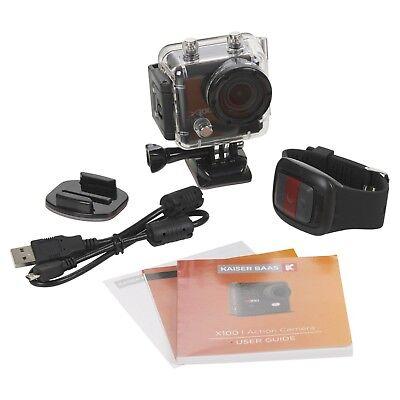 Kaiser Baas X100 WiFi Sports HD Waterproof Action Camera Camcorder Helmet Cam 2