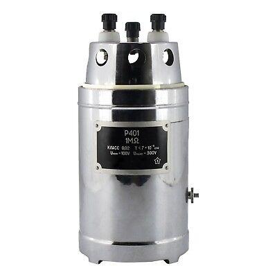 0-10 MOhm 0.05% P401 Decade Resistance Standard Box Resistor an-g L&N ESI IET 3