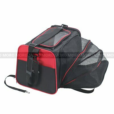 3 Size Expandable Pet Carrier Hand Shoulder Bag Kennel Cage Fr S-L Dog Cat Puppy 3