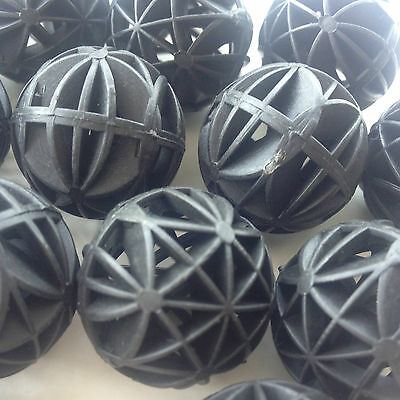 500 x Bio Balls for Pond / Aquarium and Fish Tank sump bioballs 2