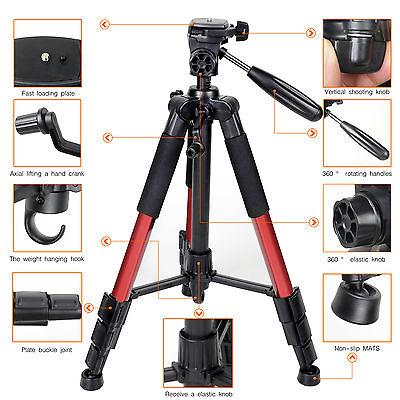 Professional Tripod for Digital Camera DSLR Camera Video Tilt Pan Head