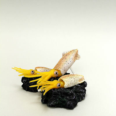 JBL ActionAir Lucky Calamari Dekorations-Figur für Aquarien mit Luftbetrieb