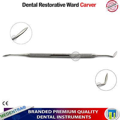 3PCS Dental Ward Carver Wax Amalgam Composite Restorative Filling Instruments CE 3