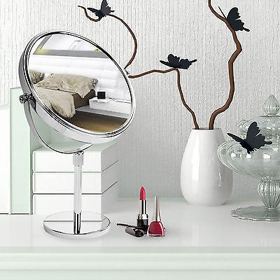 Standspiegel Kosmetikspiegel Stand Spiegel 0x 5x 7x 10x facher Vergrößerung TOP
