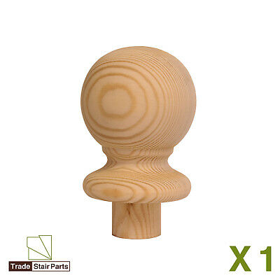 STAIRCASE KIT - LOWER BANNISTER - 2.4 metres - Post to Ceiling Traditional Pine 6