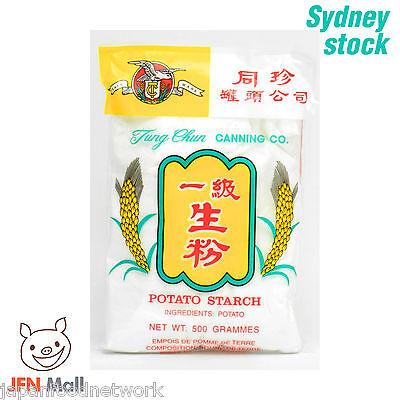 Potato Starch Flour Bread Crumb TOYO Katakuriko 500g 3