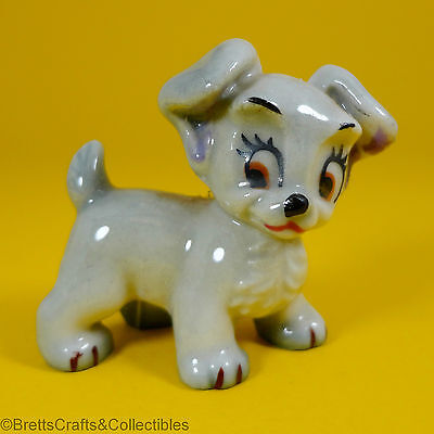Lady and the Tramp Peg 1957//87 Hat Box//Disney/'s Series Wade Whimsies