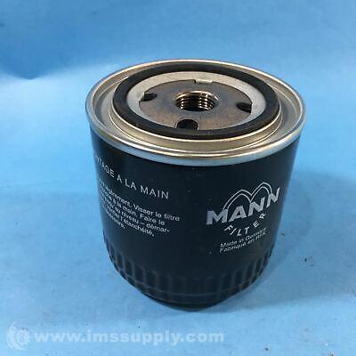 Mann Filter W 920/17 Spin-On Oil Filter Fnob 2