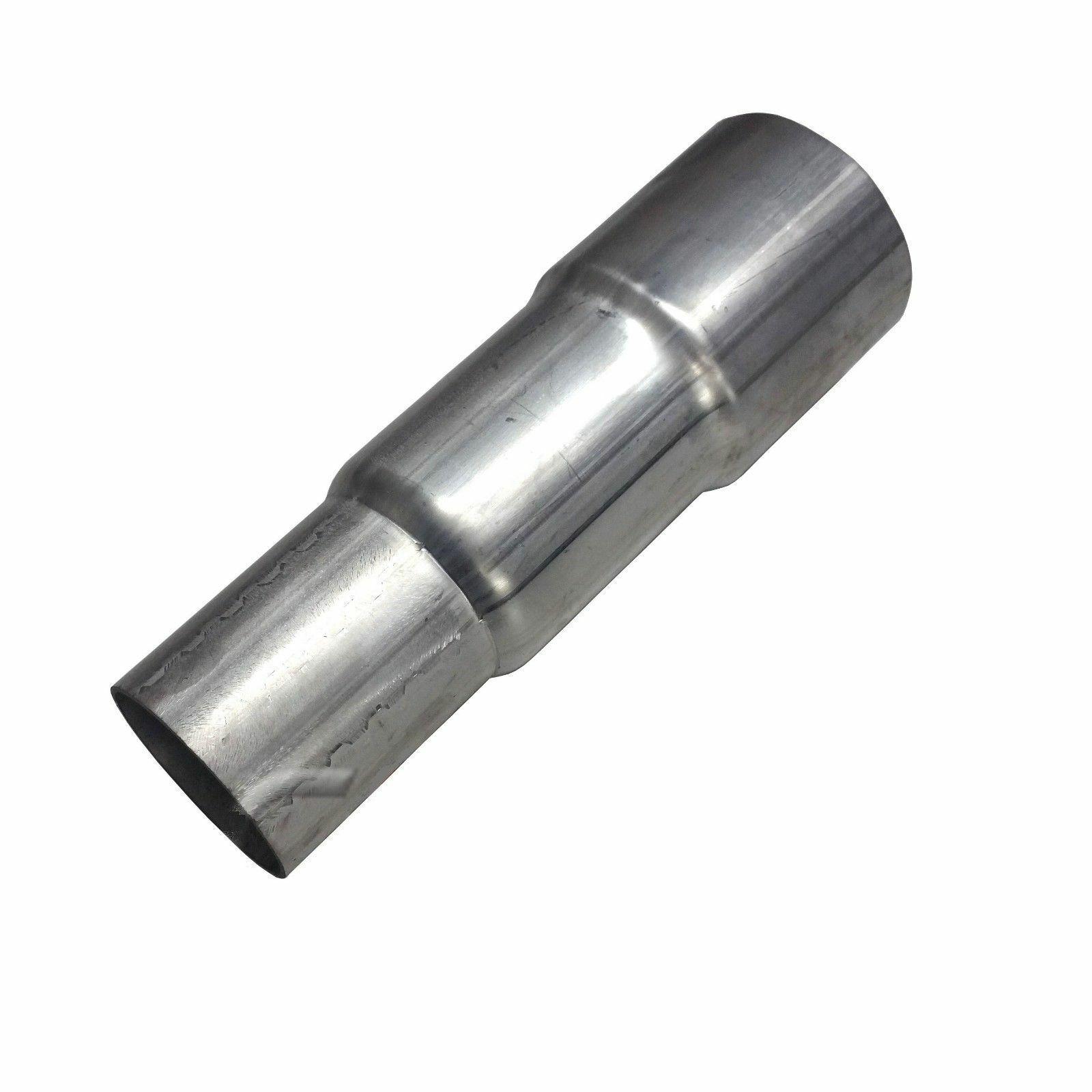 57 mm außen auf 57 mm innen mit Schelle Adapter Auspuff Rohr Reduzierstück