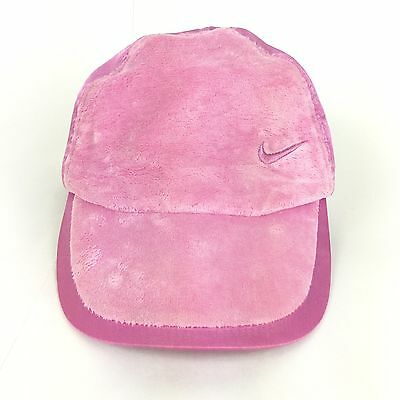 71a8a0f8656 ... Girls 7-12 NIKE Swoosh Logo Pink Baseball Cap Hat Adjustable Strapback 2