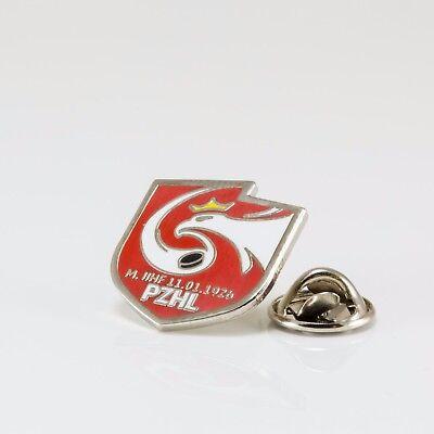Ice Hockey Federation of Poland pin, badge, lapel, hockey