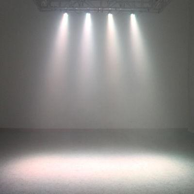 Complete Professional 4-Par Stage LED Lights DJ Band DMX System & Stand MU-L31A 12
