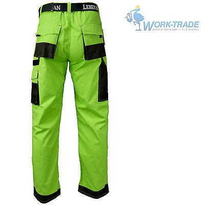 Arbeitshose Bundhose Arbeitskleidung Schutzkleidung Grün Schwarz Braun Gr. 46-62