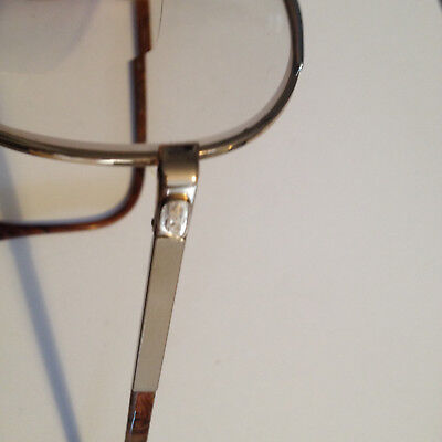 DIETZ & LEGORJE STATEMENT BRILLE 14 Kt. GOLD 90er 5