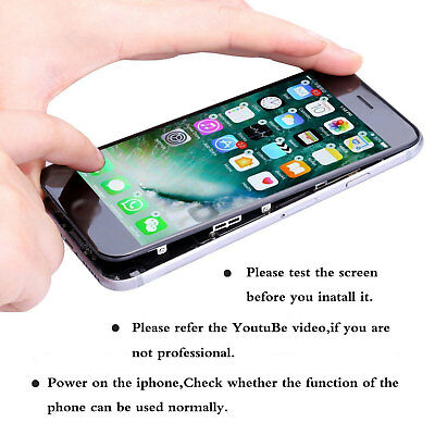 For iPhone 7 6 6s Plus 6 LCD Display Complete Screen Replacement Home Button 7