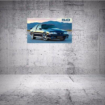 "Chevy Corvette Black 36/""x54/"" VINYL BANNER American Muscle Man Cave GARAGE SIGN"