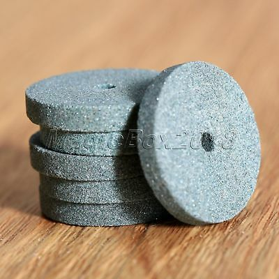 20mm Grinding Polishing Mounted Stone Buffing Wheels Pad Wookworker Rotary Tool 5
