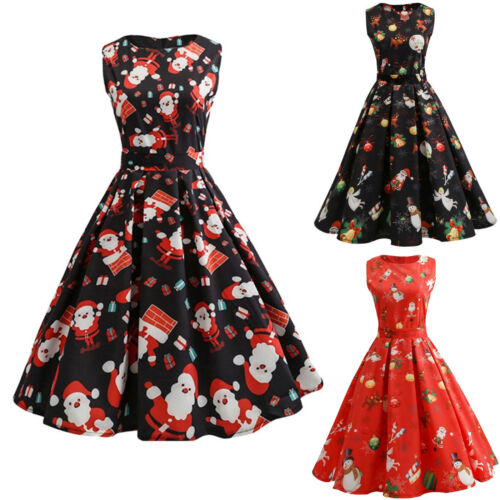 damen vintage 50er jahre rockabilly partykleid petticoat. Black Bedroom Furniture Sets. Home Design Ideas