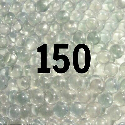 14mm Clear Glass Bubble Glass marble - ideal for Vase decoration - fish tanks 9