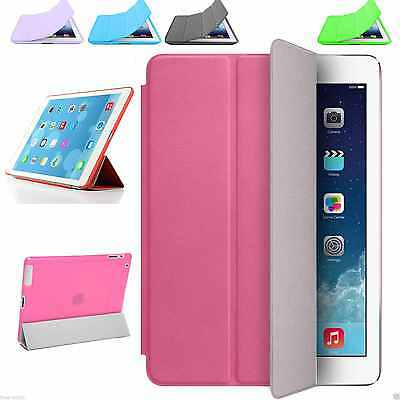 Smart Stand Magnetic New Leather Case Cover for All  iPad Models 2