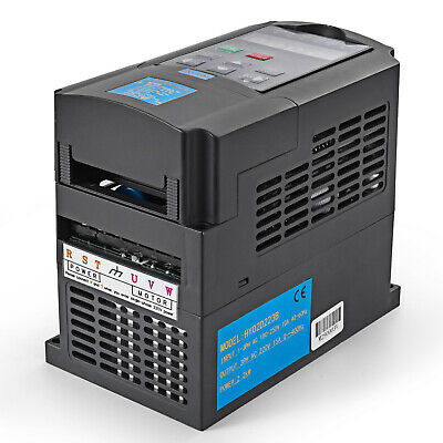 Top 220V 2.2Kw 3Hp Variable Frequency Drive Vfd Inverter Free Postage 5