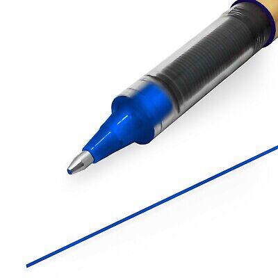 0.38mm Schwarz-Blau-Rot 3X UNI-BALL Auge Ultra Micro UB-150 Rollerball Stift
