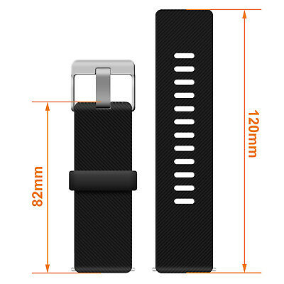 Replacement Silicone Gel Band Strap Bracelet Wristband for FITBIT BLAZE Sport 5