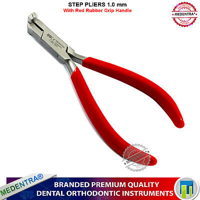 Detailing Step Pliers 1mm TC Dental Archwire Bending Forming Orthodontic Plier 3