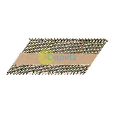 Collated Galvanised Ring Shank Framing Nails 34° 2.9mm x 65mm 400 Pack 3