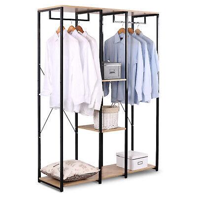 7 Modell Kleiderstange stabil wäscheständer Kleiderständer Garderobenständer 4