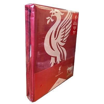 Liverpool Fc Pulse Single Duvet Cover Set Reversible Football Bedding 4