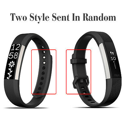 Fitbit Alta HR Replacement Band Secure Strap Wristband Buckle Bracelet Fitness 4
