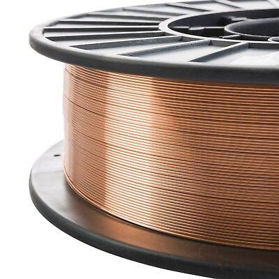 Arebos Schutzgas Schweißdraht Stahldraht Rolle 5kg 0,8 mm SG2 MIG MAG Draht NEU 2