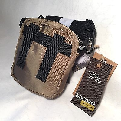 Brand New CAMEL ACTIVE    BAG Journey Brown Belt bag