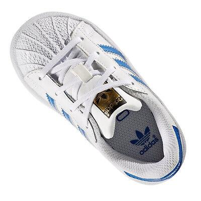 ADIDAS SUPERSTAR GARÇONS Petits Enfants Chaussures Baskets 1