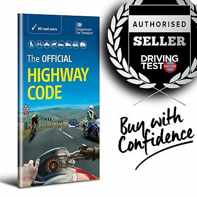 Driving Theory Test & Hazard + Highway Code Book. 2019 Latest Edition.**NEW** 3