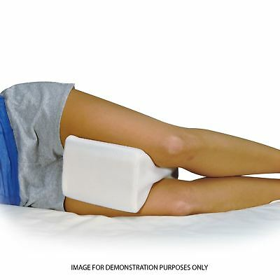 Contour Memory Foam Leg Pillow Orthopaedic Hips Knee Back Support Rest Cushion 2