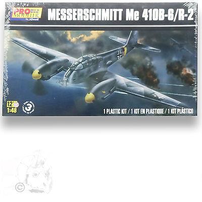 Revell Messerschmitt Me 410B-6//R Plastic Model Kit