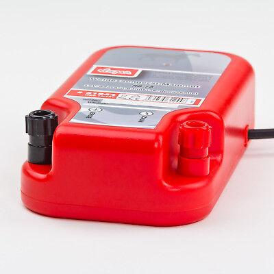 Weidezaungerät Mammut RB 75 12 Volt Elektrozaungerät Weidezaun Batterie NEU 12V