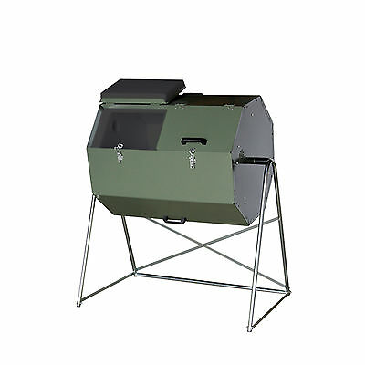 NEW Joraform Little Pig Rotating Compost Bin with Stand