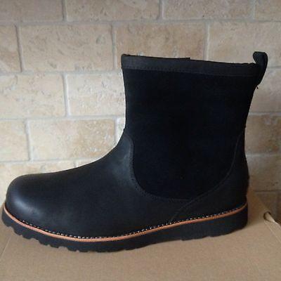 UGG HENDREN TL BLACK Herren Stiefel Stiefelette warm elegant business schwarz 1008140