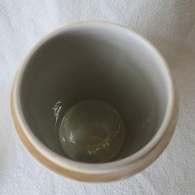 altes Apotheker Porzellangefäss Labor-Porzellan Kruke Standgefäss Sapo Kalinus 5